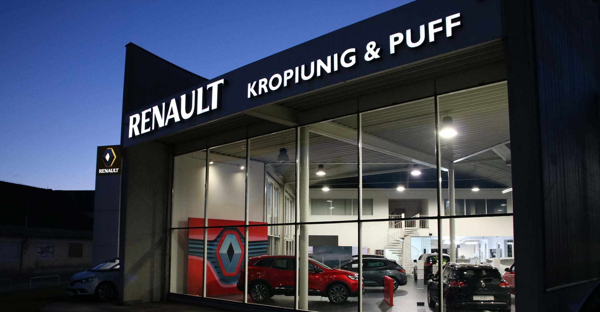 Autohaus in Klagenfurt auto motor welt